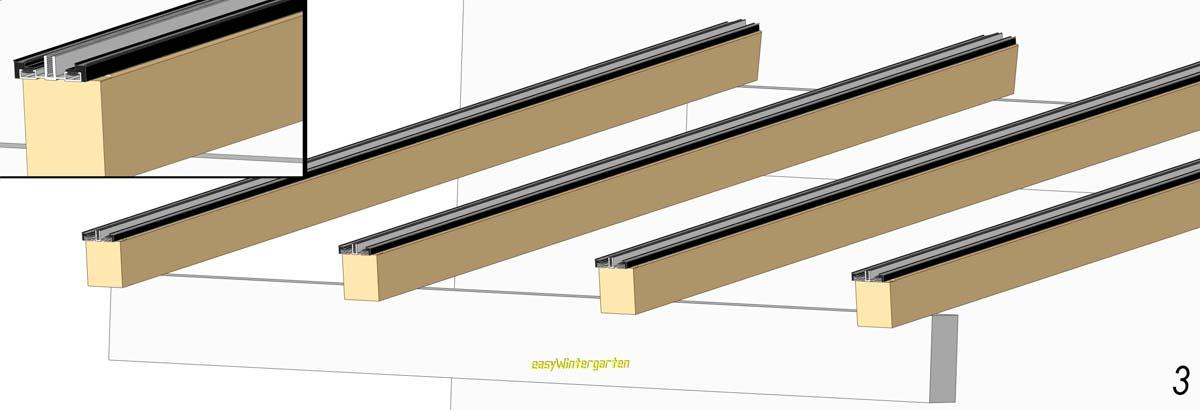 terrassen berdachung selber bauen glasdach f r terrasse easywintergarten. Black Bedroom Furniture Sets. Home Design Ideas