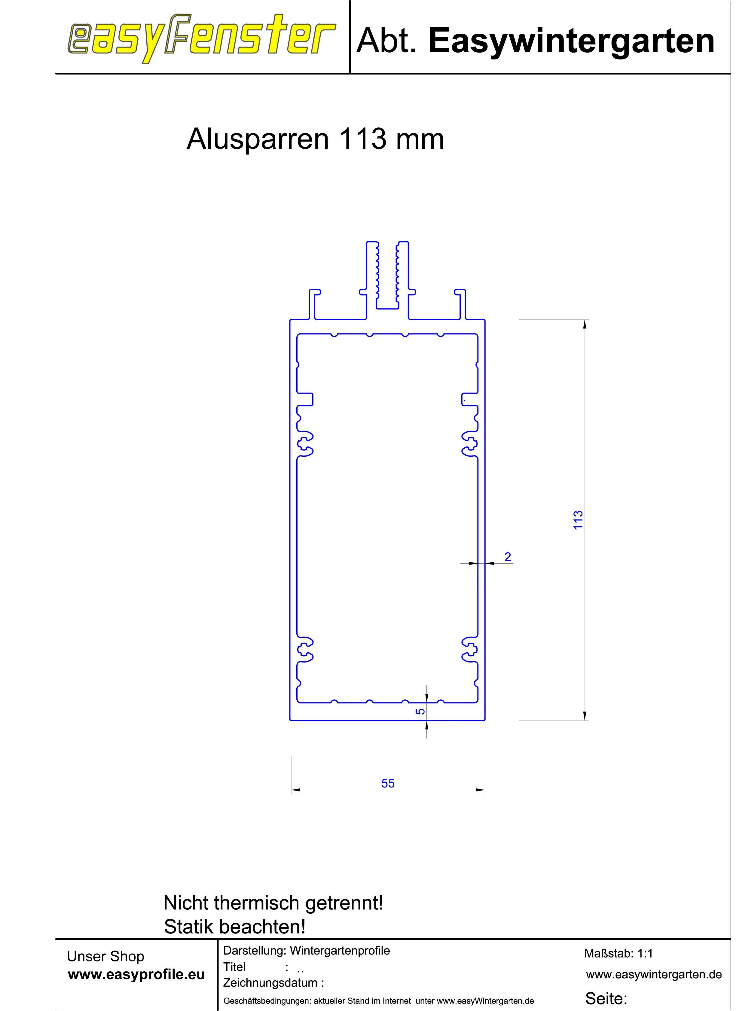 download als pdf alu dachsparren alusparren f r terrassend cher. Black Bedroom Furniture Sets. Home Design Ideas
