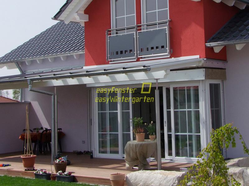 befestigungsprofile f r vsg glas beim terrassendach oder carport. Black Bedroom Furniture Sets. Home Design Ideas