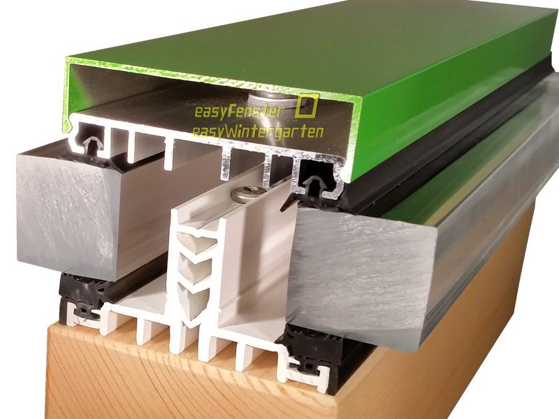 glasklemmprofile thermo kunstoffauflageprofil f r isolierglas. Black Bedroom Furniture Sets. Home Design Ideas