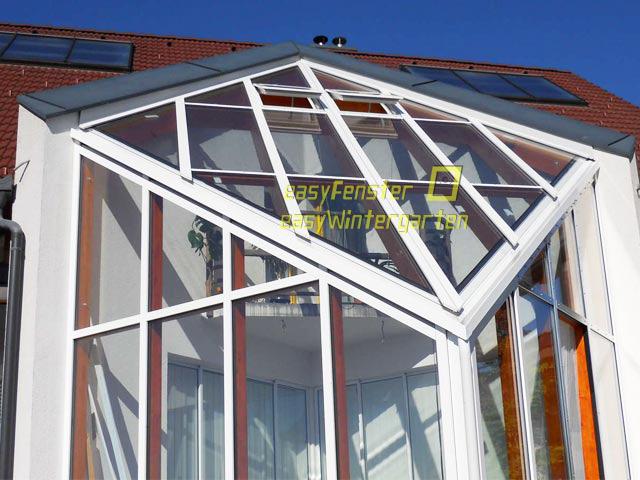 Wintergartenprofile Fur Isolierglas Glas Befestigen Auf