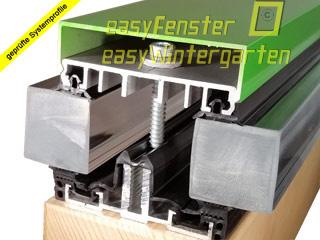 wintergarten glasdach oder dachverglasung bauen mit dachverglasungs profile. Black Bedroom Furniture Sets. Home Design Ideas