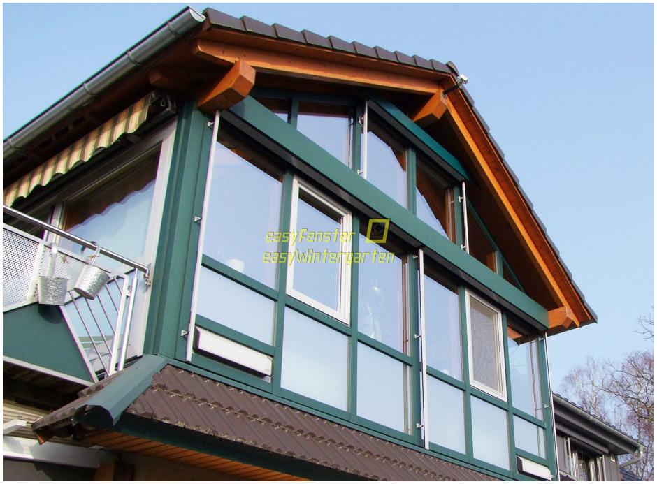Verlegesysteme verglasungssysteme aluminium systemprofile f glas - Easy wintergarten ...