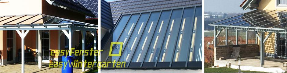 verlegeprofile f r glasdach glas dauerhaft dicht auf dem dach einbauen. Black Bedroom Furniture Sets. Home Design Ideas