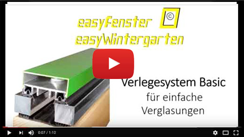 Verlegesytem Basic Video