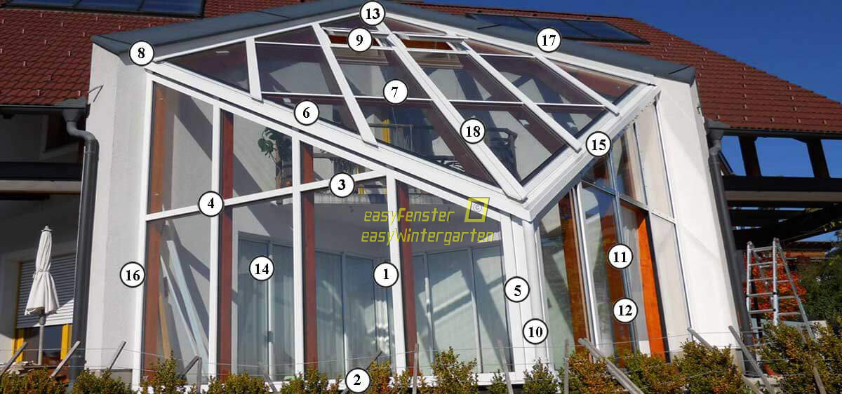Easy Wintergarten wintergarten cad detailsschnitte pfosten riegel profil am wiga