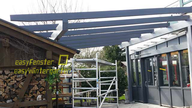 Carport mit solarmodulen bauen glas glas module for Holzkonstruktion carport