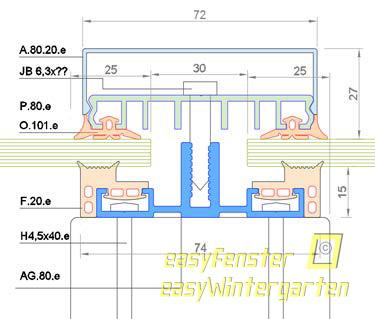 satteldach mit glas giebeldach montagesysteme f r das. Black Bedroom Furniture Sets. Home Design Ideas