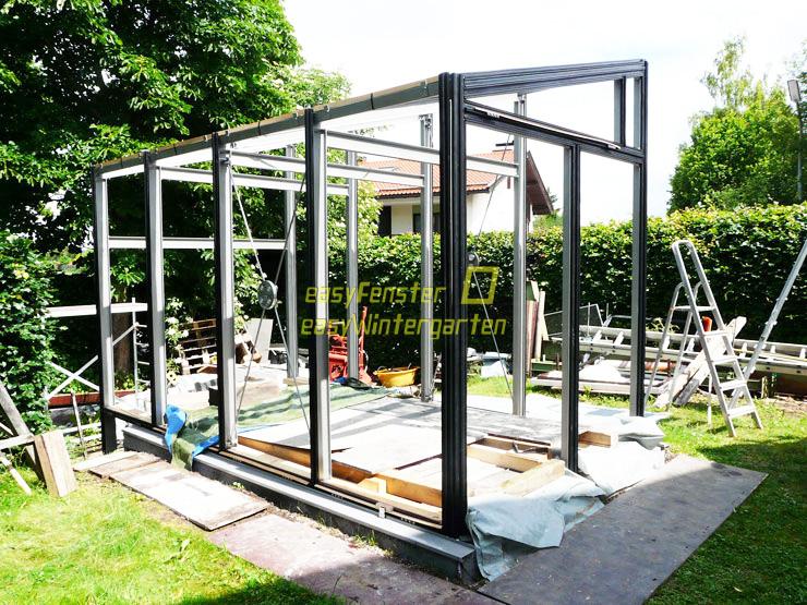 wintergarten bauanleitung holz die neueste innovation. Black Bedroom Furniture Sets. Home Design Ideas
