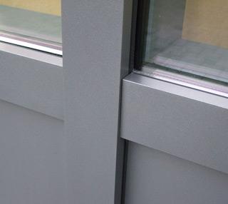 pfosten riegel profile f r glas verlegeprofile f r. Black Bedroom Furniture Sets. Home Design Ideas