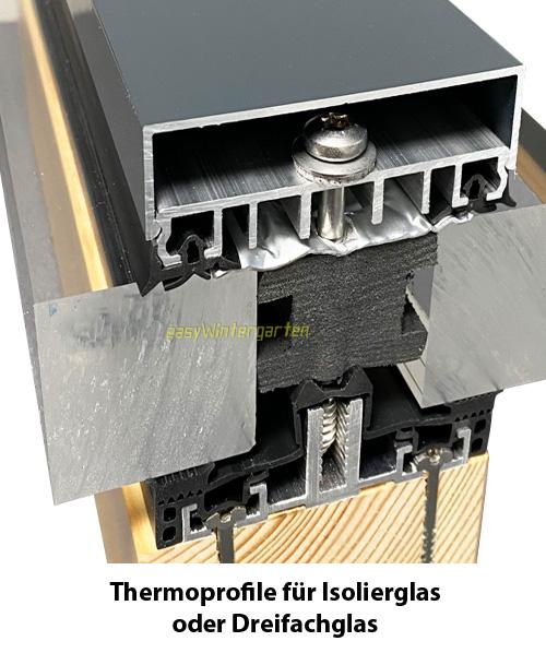 thermoprofile thermosprosse f r gladach und wintergarten thermo. Black Bedroom Furniture Sets. Home Design Ideas